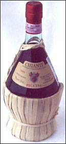 Бутылка Кьянти Пичини