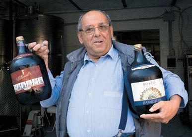 вино из винограда рецепт в д