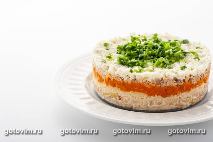 Готовим ру салат мимоза