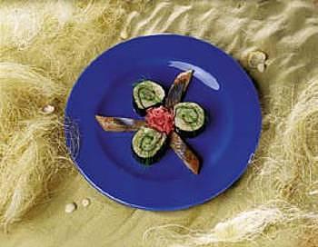 Роллы с сельдью и роллы спайс – кулинарный рецепт