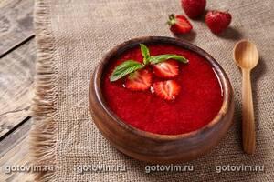 Фруктовые и ягодные супы