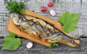 Осетр на гриле – кулинарный рецепт