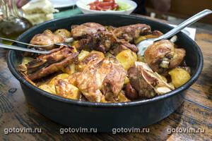 Мясо под пеком (Meso pod pekom)