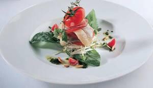 Праздничный салат с сальдью и вареными овощами - рецепт пошаговый с фото
