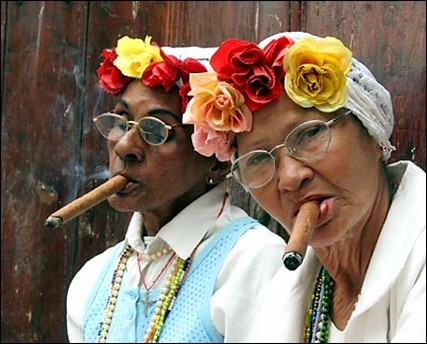 кубинские красавицы