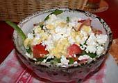 Шопский салат (Чешская кухня)