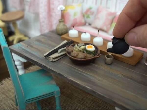 Видео готовки крохотных блюд поразили кулинаров