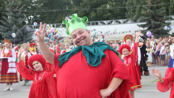 Стала известна полная программа знаменитого праздника «Сызранский помидор»