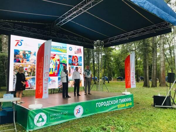 В Курске стартовал двухдневный фестиваль стритфуд