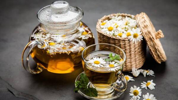 Названы полезные заменители чая