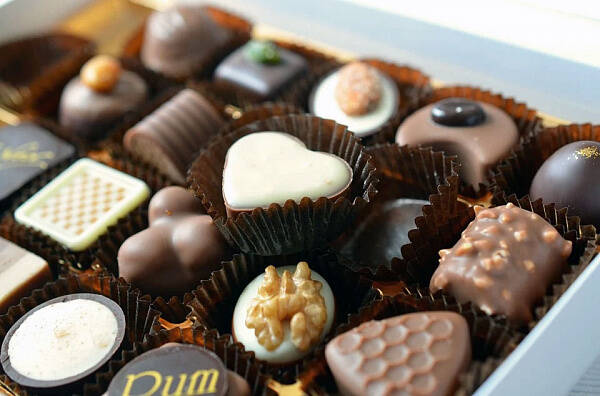 Блюда Бурятии на фестивале ДФО представит конфета из арбина