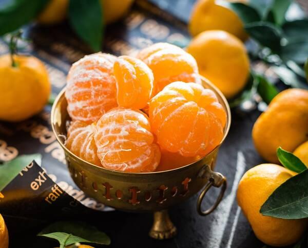 Врач назвала оптимальное для здоровья число мандаринов в день