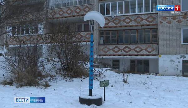 В Кудымкаре установили второй за год памятник пельменю