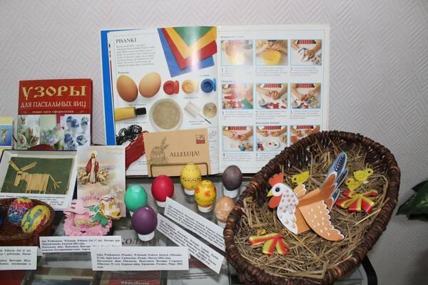Выставка пасхальных яиц проходит в Тюмени