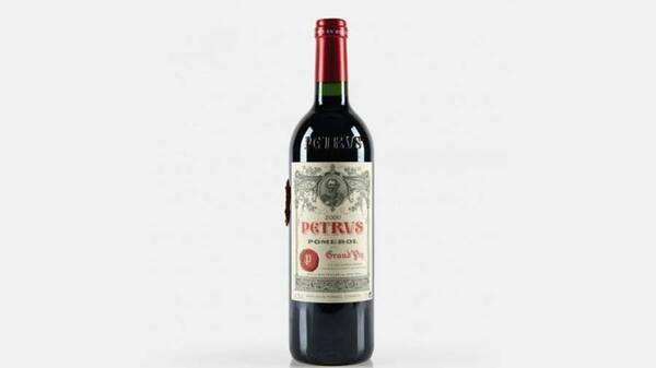 Побывавшее на МКС вино выставили на аукционе за $1 млн