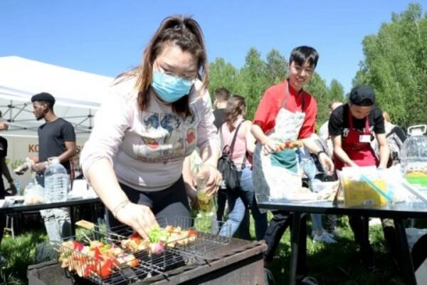Участниками фестиваля «Арзамасский гусь» стали представители более 20 стран
