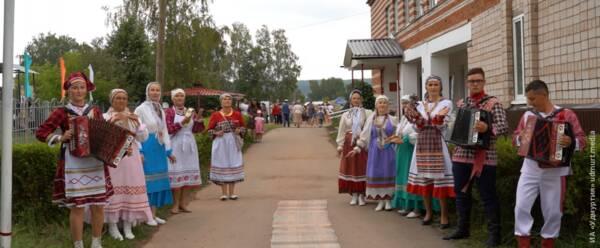 Фестиваль «Быг-Быг» прошел в Шарканском районе Удмуртии