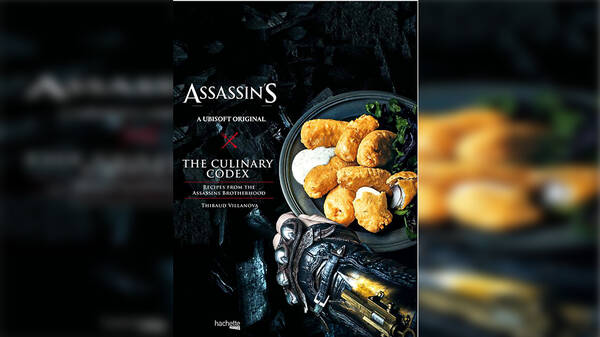 Анонсирована книга «Кулинарный кодекс» с рецептами блюд из игр Assassin`s Creed