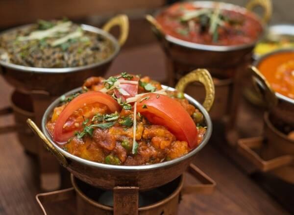 Военные из Индии угостили национальной едой участников «Индры 2021»