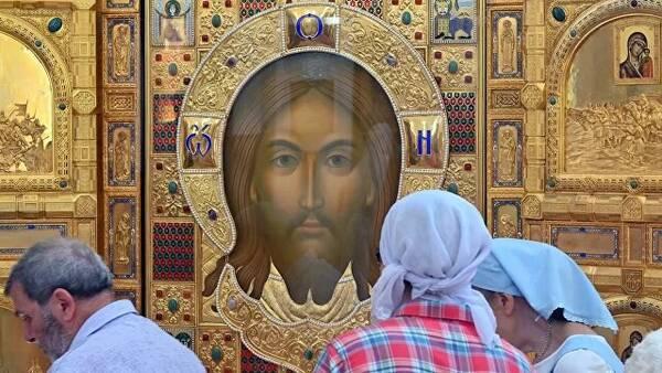 Православные отмечают Ореховый Спас