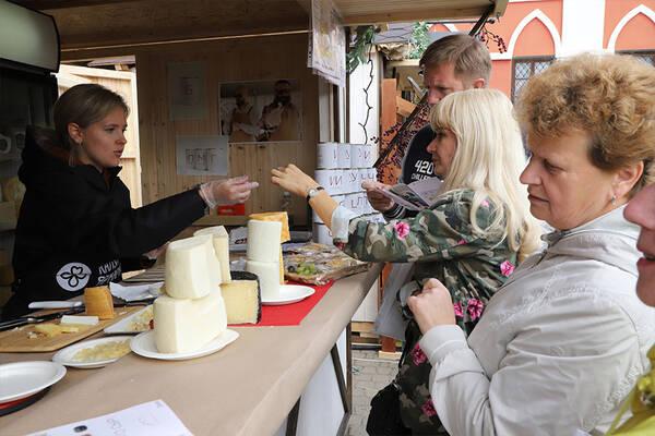 В Калуге стартовал гастрономический фестиваль