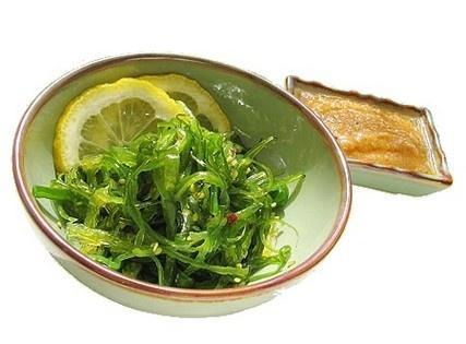 Японский салат «Чукка»