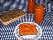 Айвар (икра из сладкого перца и баклажанов)
