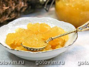 Лимонно-имбирный джем