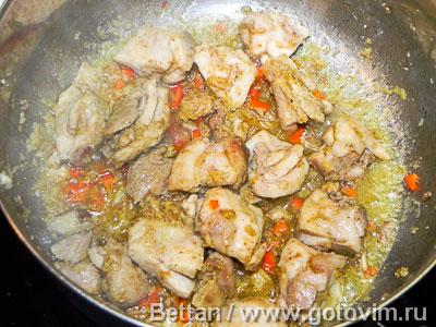 Индийский суп маллигатони (Mulligatawny), Шаг 07