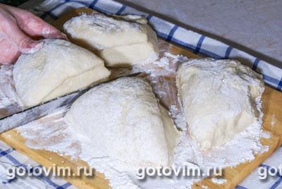 Багеты с сыром (рецепт для хлебопечки), Шаг 03