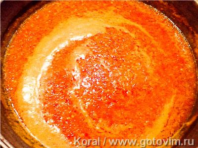 Баклажаны по-керченски с помидорами и перцем, Шаг 02