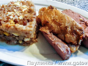 Лепешки с маринованной ягнятиной, пошаговый рецепт с фото
