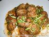 Почки бараньи - 500 грамм грибы - 200 грамм мука пшеничная - одна столовая ложка мадера - 1/2 стакана, бульон мясной...