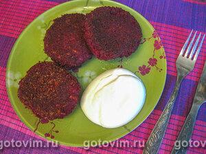 Цветная капуста, запеченная в пюре из брокколи под ореховой корочкой, пошаговый рецепт с фото