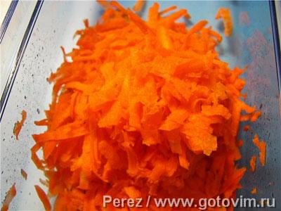 Блины морковные, Шаг 02