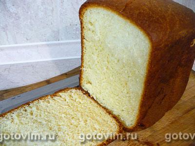Бриошь в хлебопечке. Фотография рецепта