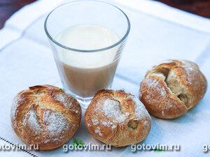 Кайзеровские булочки или «Бескозырки»