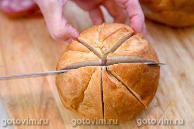 Булочки, фаршированные сыром и колбасой, Шаг 01