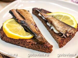 Салат скопченой форелью, цукини ижареным хлебом , пошаговый рецепт с фото