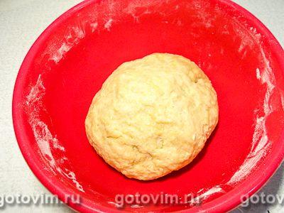Сырное печенье на рассоле, Шаг 04