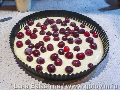 Чешский ягодный пирог (Колач) , Шаг 02
