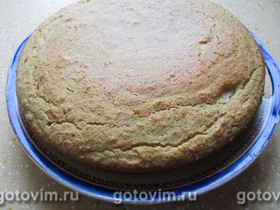 Торт из фасоли, Шаг 09