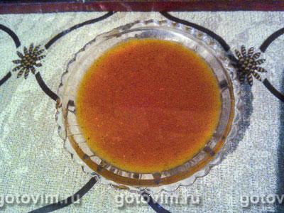 Домашний томатный сок (или кетчуп). Фотография рецепта