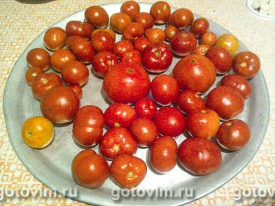 Домашний томатный сок (или кетчуп), Шаг 01