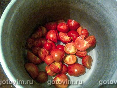 Домашний томатный сок (или кетчуп), Шаг 04