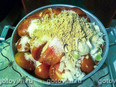 Домашний томатный сок (или кетчуп), Шаг 05