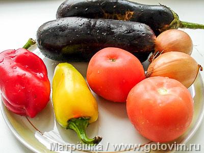 Овощное рагу «Двойка», Шаг 01