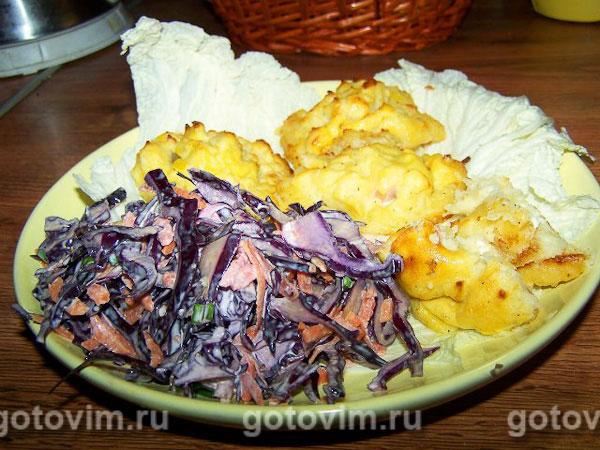 Картофель «эрцгерцог». Фотография рецепта