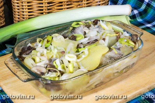 Рецепты блюд с луком пореем