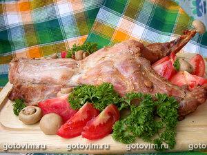 Сырный кролик – кулинарный рецепт